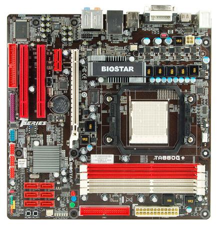 TA880G+ AMD Socket AM3 gaming motherboard
