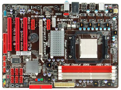 TA770XE3 AMD Socket AM3 gaming motherboard