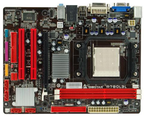 A780L3L AMD Socket AM3 gaming motherboard