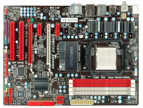TA870+ AMD Socket AM3 gaming motherboard