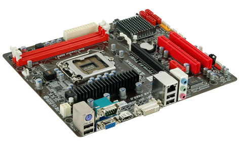 TH61 INTEL Socket 1155 gaming motherboard