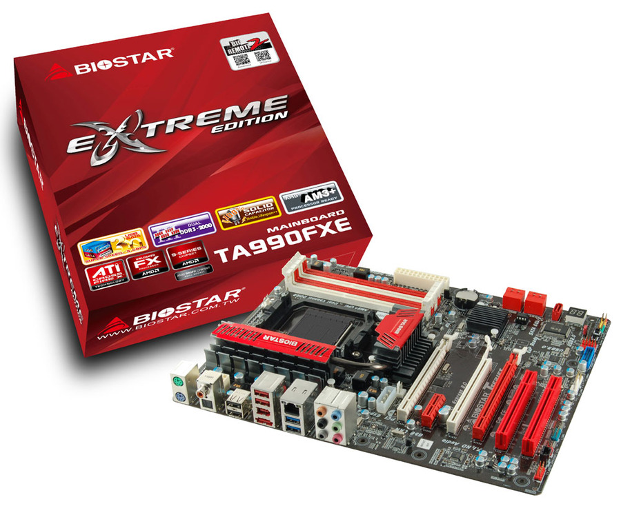 TA990FXE AMD Socket AM3+ gaming motherboard