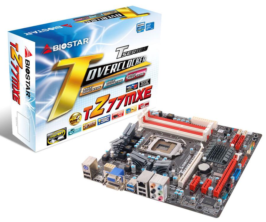 BIOSTAR TZ77MXE INTEL DISPLAY DRIVERS FOR WINDOWS MAC