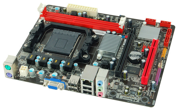A960G+ AMD Socket AM3+ gaming motherboard