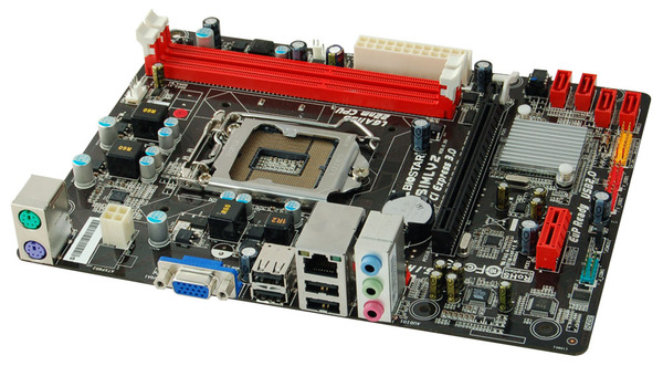 H61MLV2 INTEL Socket 1155 gaming motherboard