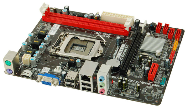 H61MHV INTEL Socket 1155 gaming motherboard