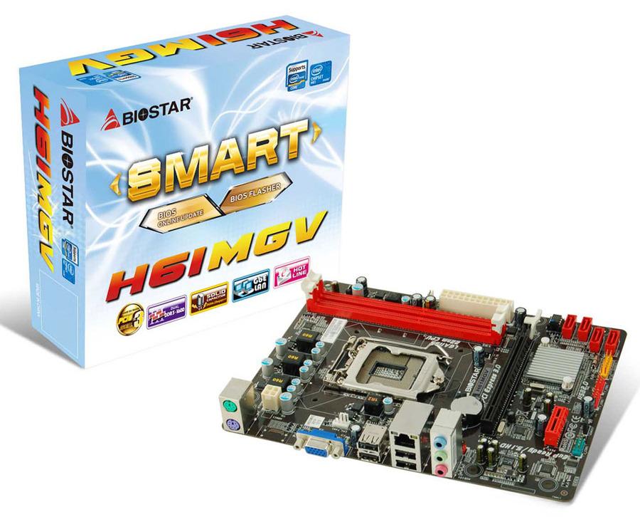 Best motherboard manufacturers  Biostar provides various high