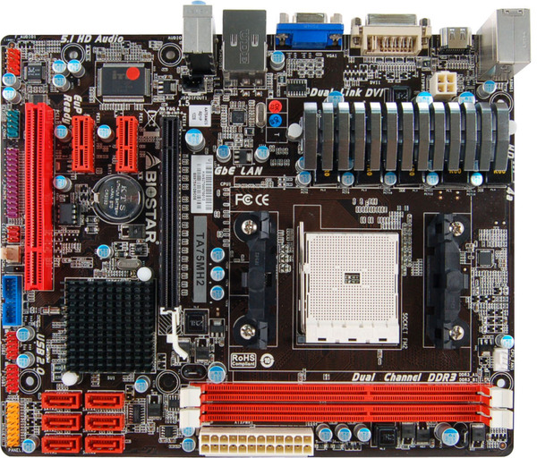 BIOSTAR TA75MH2 MOTHERBOARD DRIVER WINDOWS 7