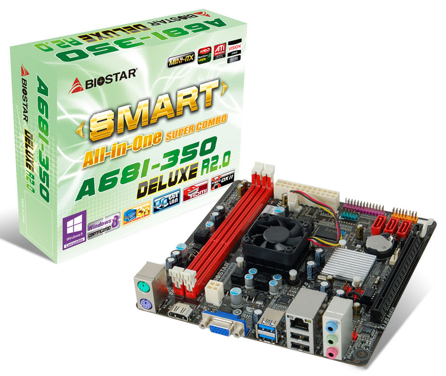 Best motherboard manufacturers  Biostar provides various