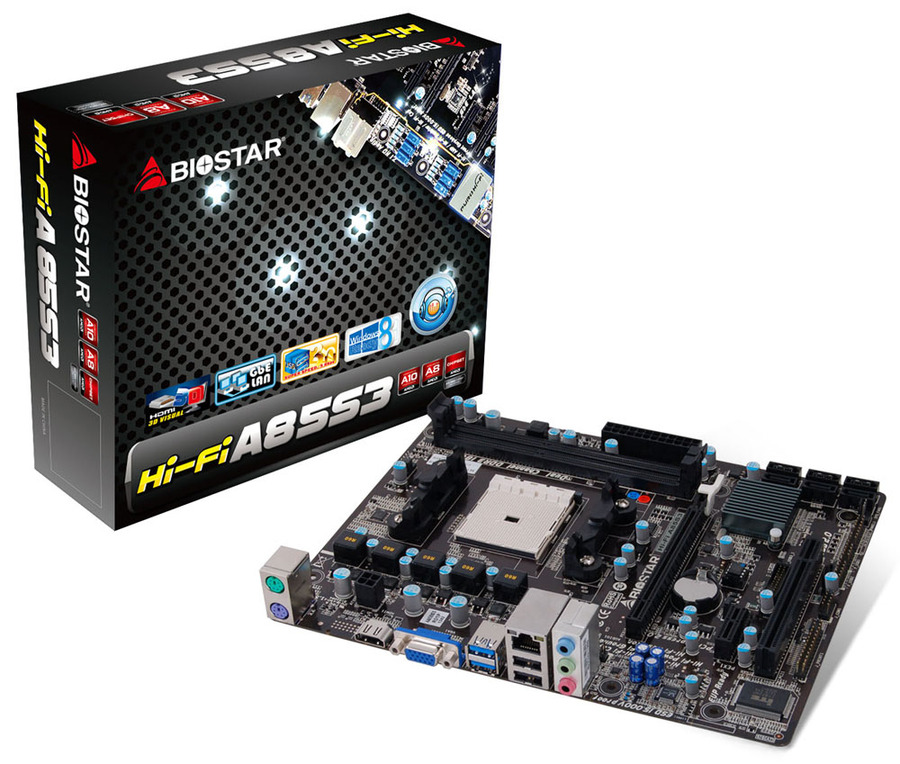 BIOSTAR HI-FI A85X MOTHERBOARD DRIVER WINDOWS