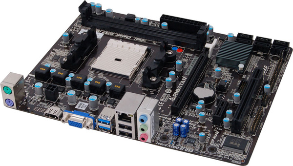 Hi-Fi A85S3 AMD Socket FM2 gaming motherboard