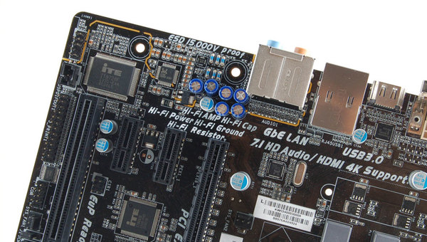 Hi-Fi H87S3+ INTEL Soket 1150 gaming motherboard