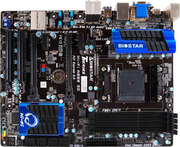 BIOSTAR HI-FI A88S3+ AMD RAIDXPERT DRIVERS FOR PC