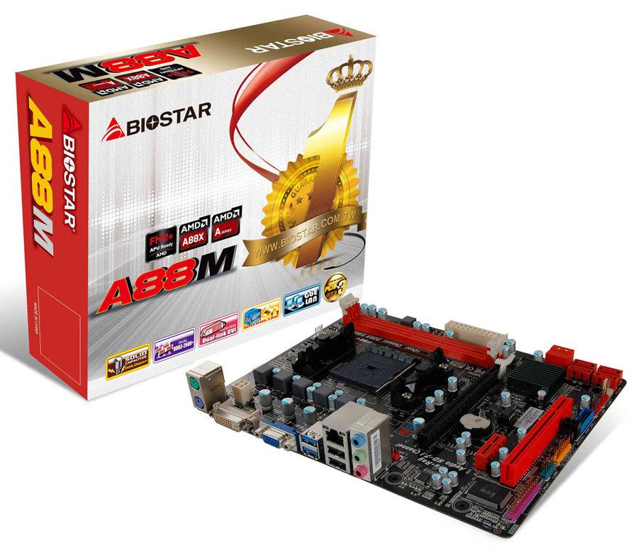 Biostar A88M Ver. 6.1 AMD RAIDXpert Driver Download (2019)