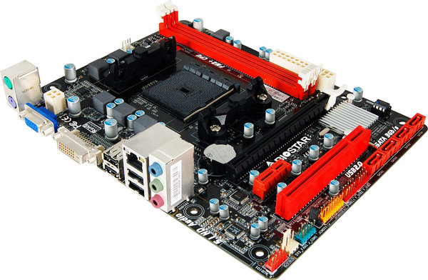 A58MDP AMD Socket FM2+ gaming motherboard