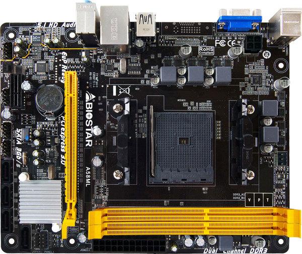 BIOSTAR A58ML VER. 8.0 AMD RAID 64BIT DRIVER