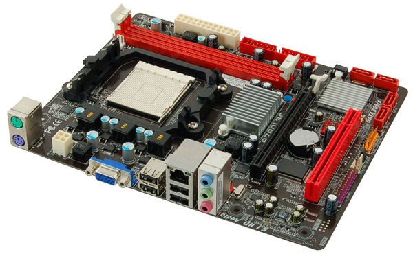 A780L3C AMD Socket AM3 gaming motherboard