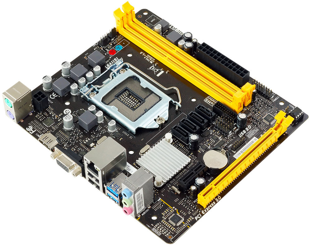 H110MHV3 INTEL Socket 1151 gaming motherboard