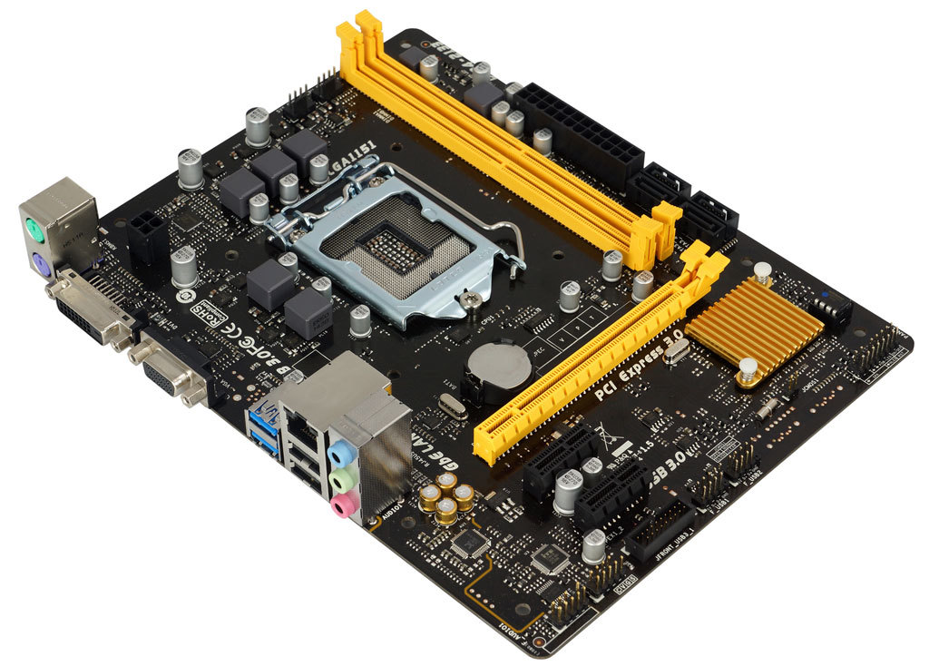 H110MD PRO D4 INTEL Socket 1151 gaming motherboard