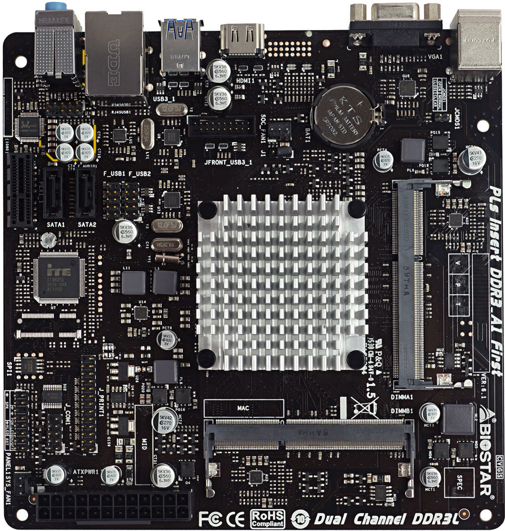 BIOSTAR J3160NH MOTHERBOARD DRIVERS FOR WINDOWS