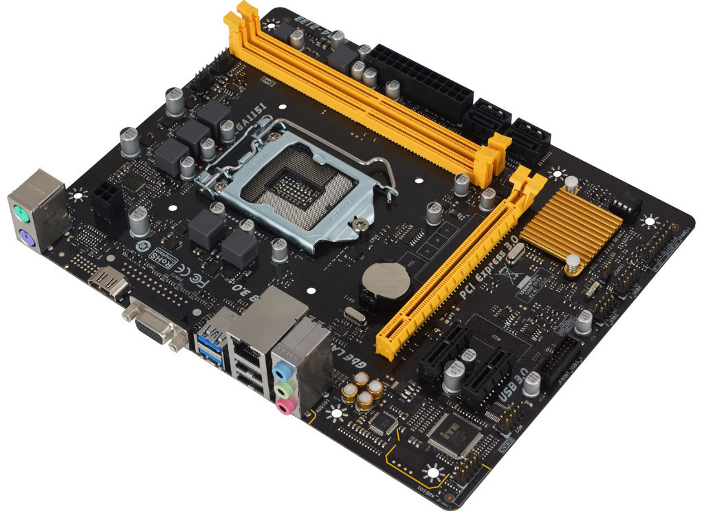 H110MH PRO D4 INTEL Socket 1151 gaming motherboard