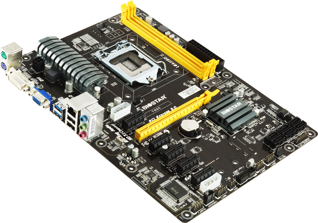 TB85 INTEL Socket 1150 gaming motherboard