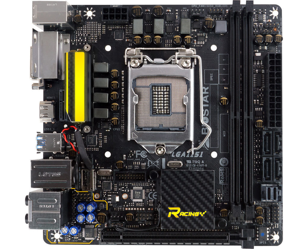 Z270GTN INTEL Socket 1151 gaming motherboard