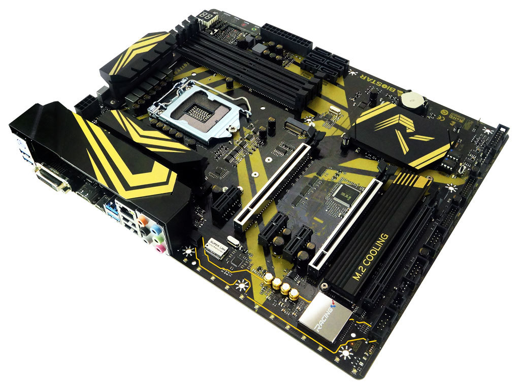 Z370GT6 INTEL Socket 1151 gaming motherboard