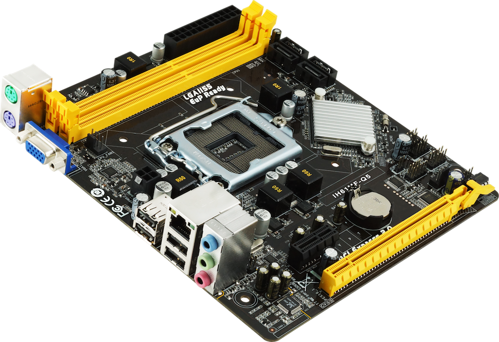 IH61MF-Q5 INTEL Socket 1155 gaming motherboard