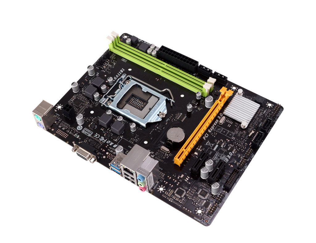 H110MGC INTEL Socket 1151 gaming motherboard