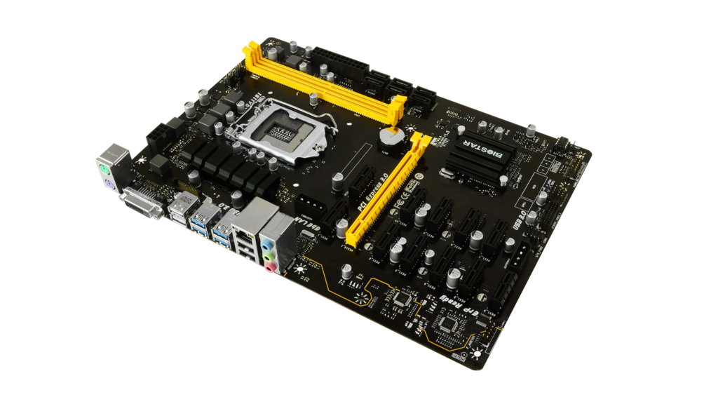 TB250-BTC PRO INTEL Socket 1151 gaming motherboard