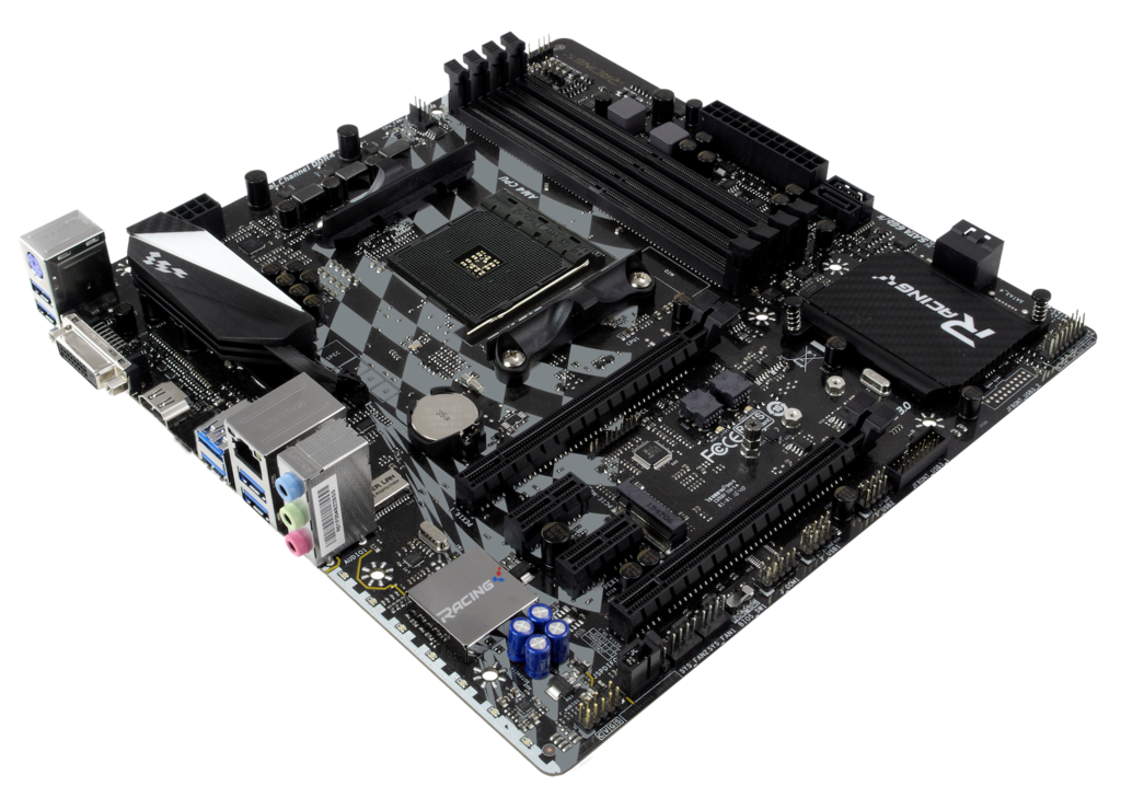 B350GT3 AMD Socket AM4 gaming motherboard