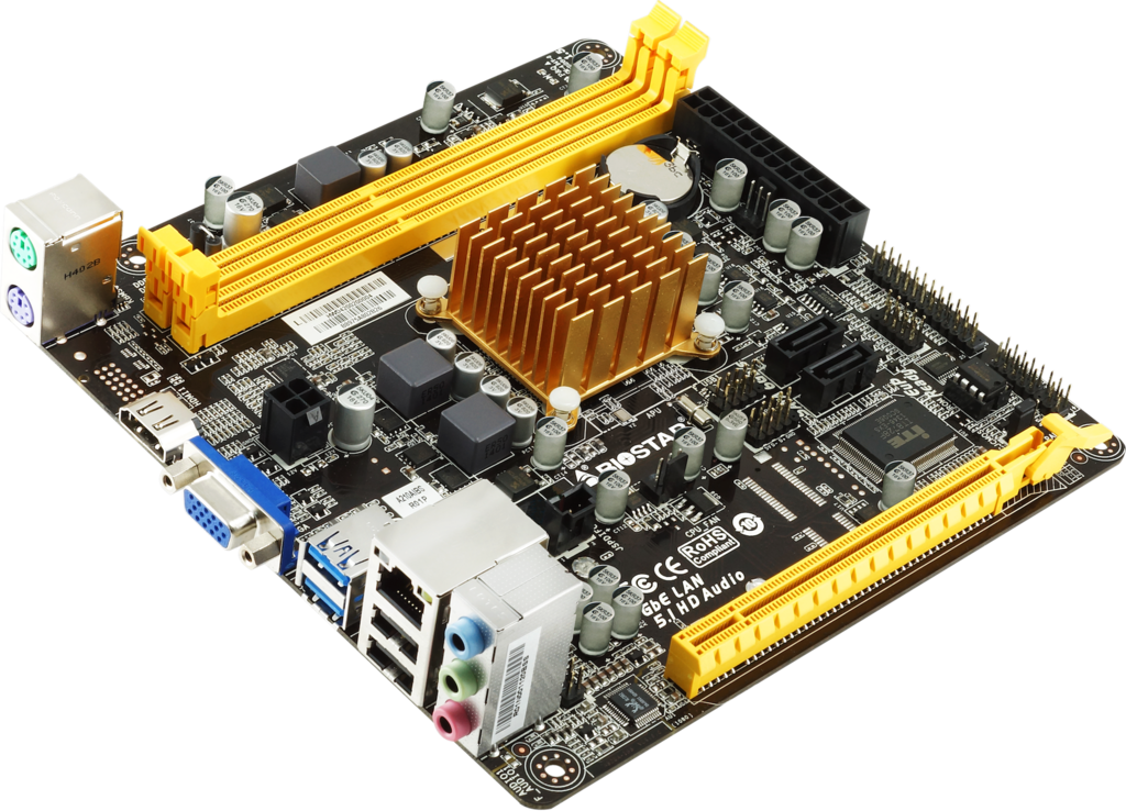 A68N-2100 AMD CPU onboard gaming motherboard