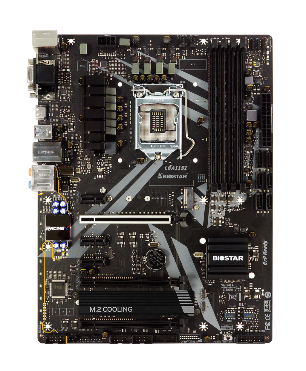 B360GT5S INTEL Soket 1151 gaming motherboard