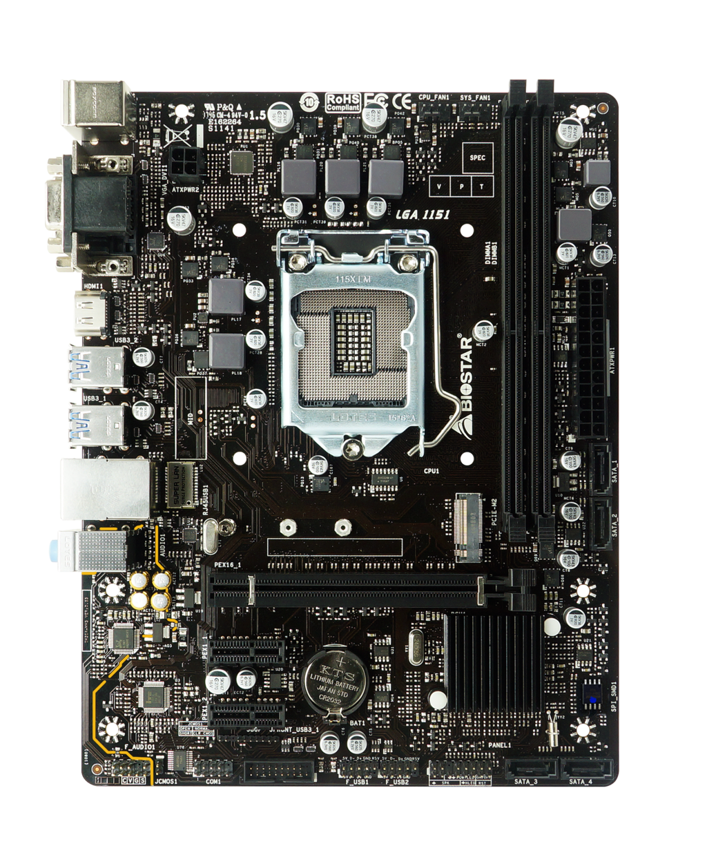 B360MHD PRO2 INTEL Socket 1151 gaming motherboard