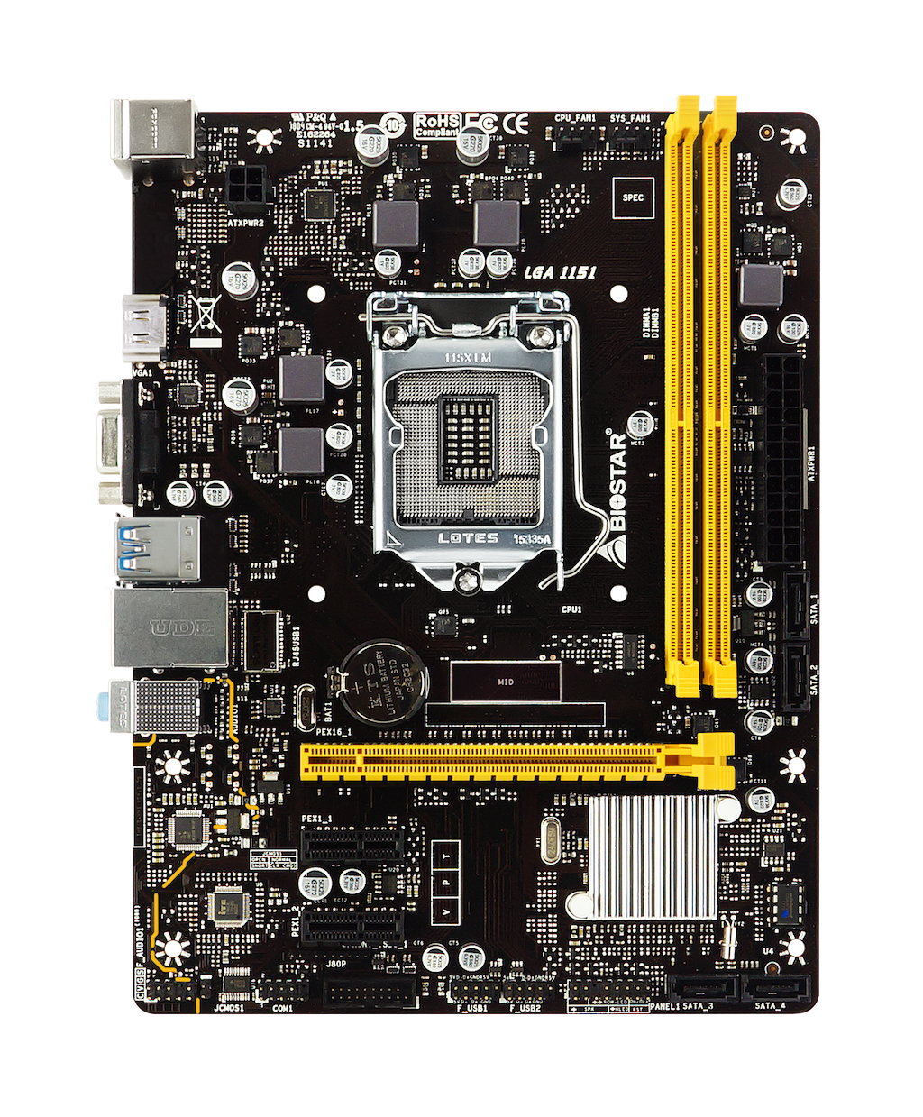 H310MHC2 INTEL Socket 1151 gaming motherboard