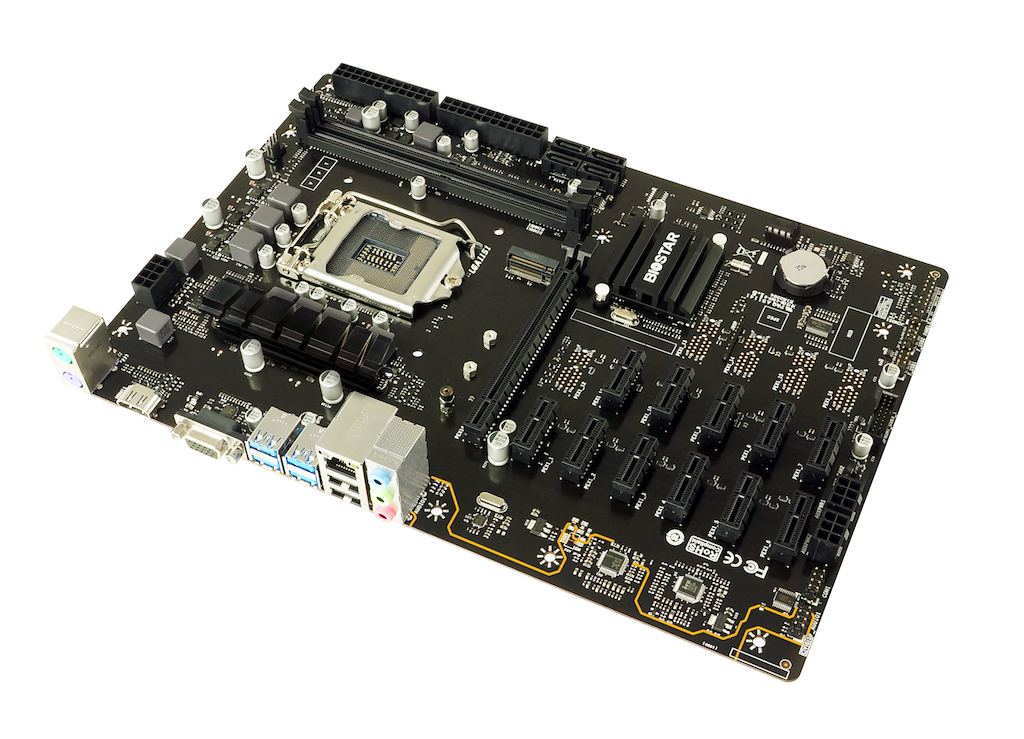 TB360-BTC PRO INTEL Soket 1151 gaming motherboard