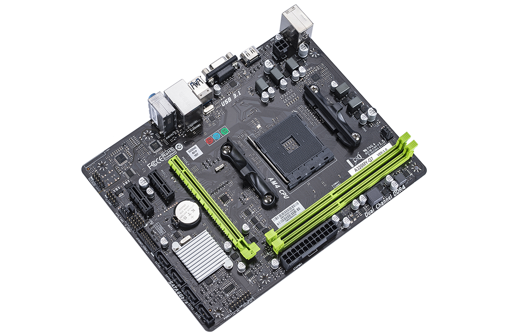 A320MY-Q7 AMD 腳座 AM4 gaming motherboard
