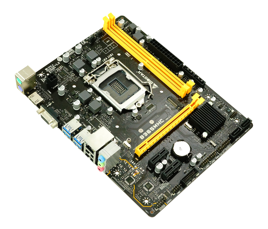 B365MHC INTEL Socket 1151 gaming motherboard