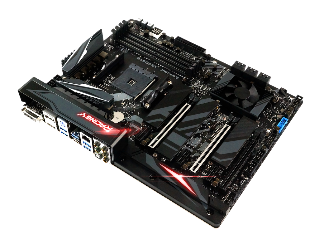 X570GT8 AMD Socket AM4 gaming motherboard