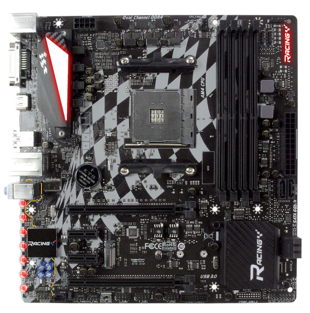 X470GTQ AMD Socket AM4 gaming motherboard