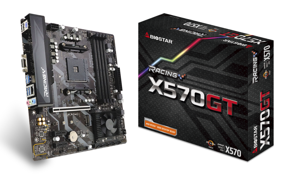 X570GT AMD ソケット AM4 gaming motherboard