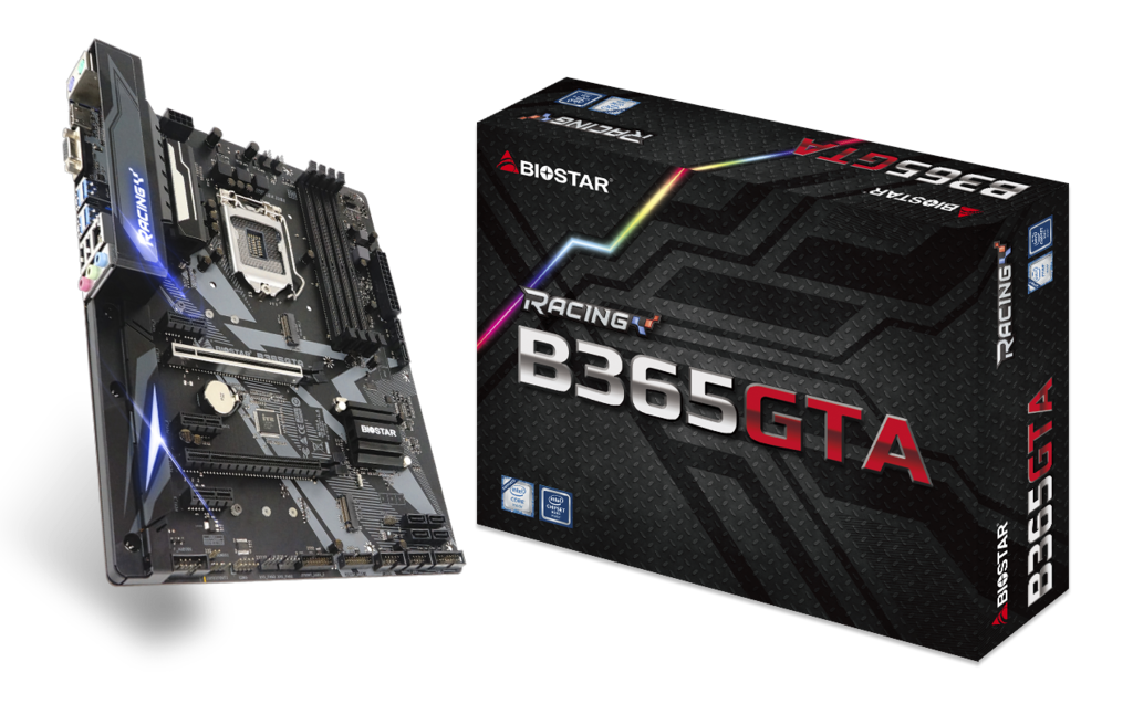 B365GTA INTEL Socket 1151 gaming motherboard