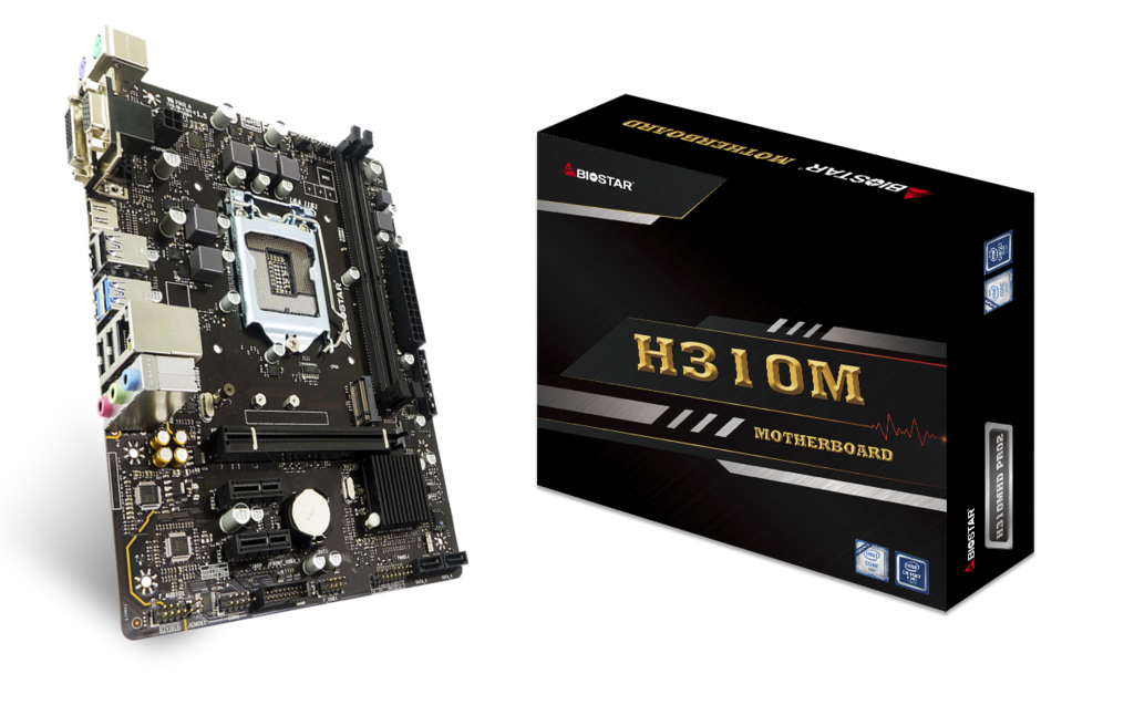 H310MHD PRO2 INTEL Socket 1151 gaming motherboard