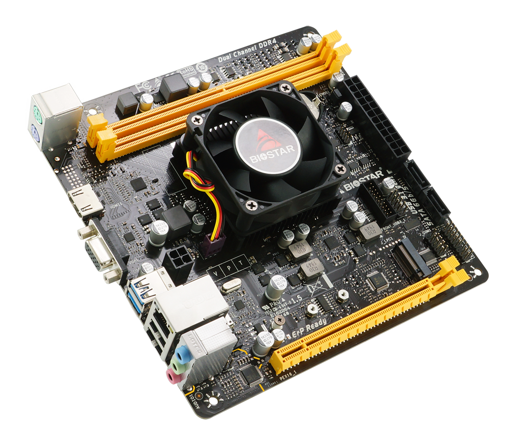 A10N-9830E AMD CPU onboard gaming motherboard