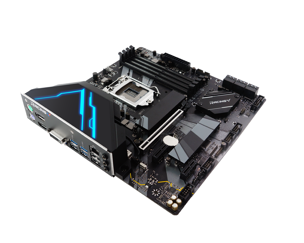 B460GTQ INTEL Socket 1200 gaming motherboard