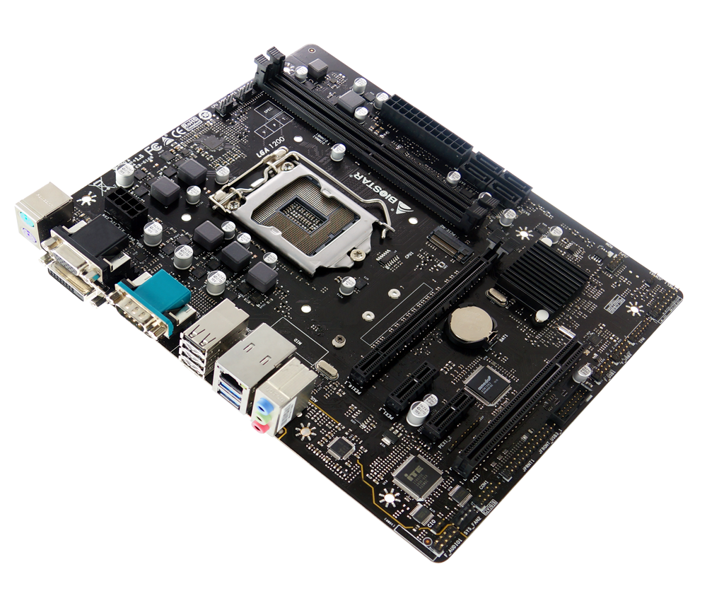 H410MHG INTEL Soquete 1200 gaming motherboard