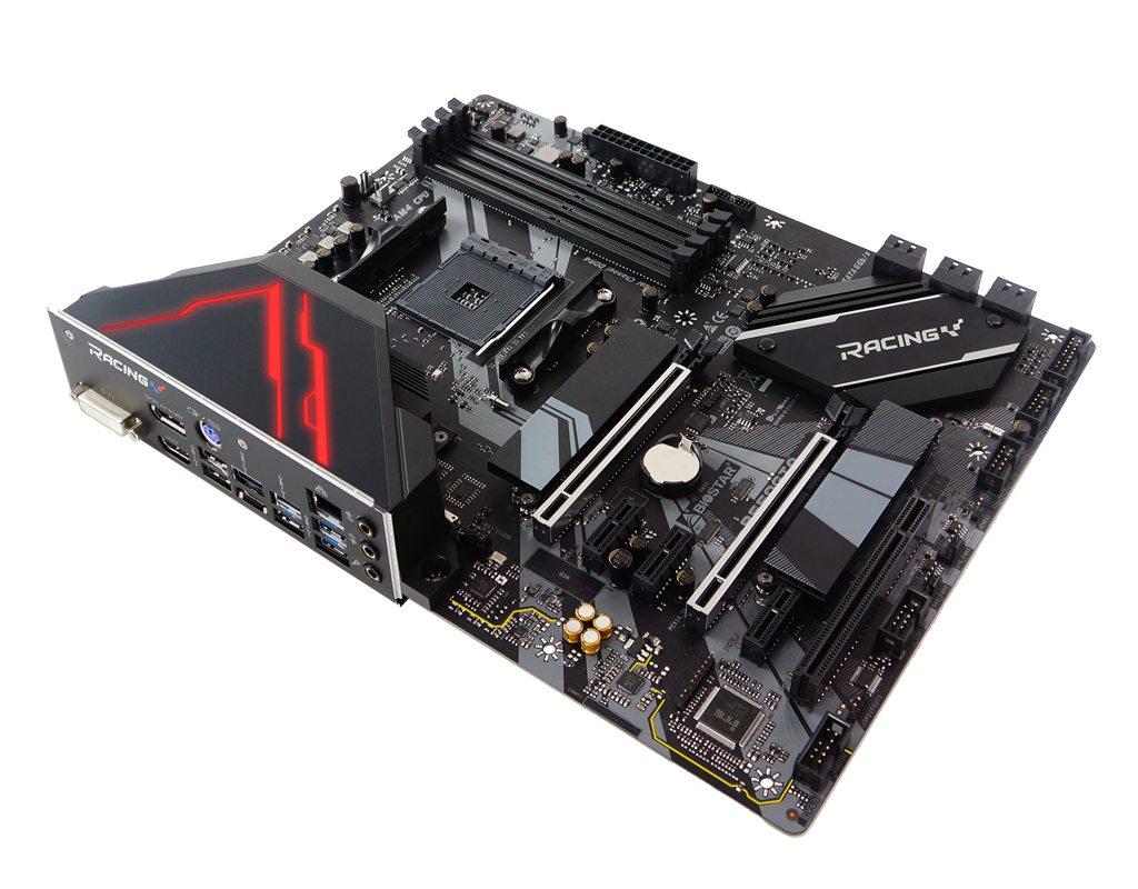 B550GTA AMD Сокет AM4 gaming motherboard