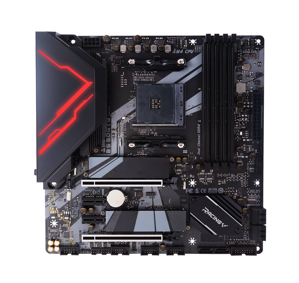 B550GTQ AMD Socket AM4 gaming motherboard