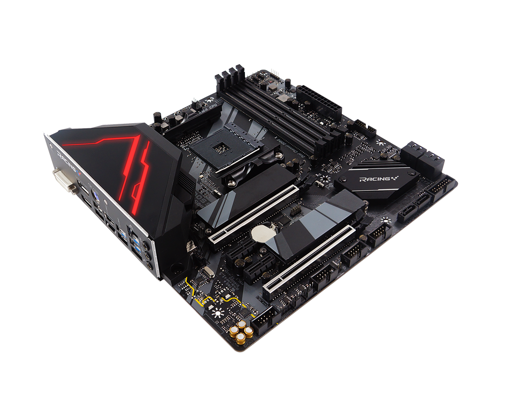 B550GTQ AMD 腳座 AM4 gaming motherboard